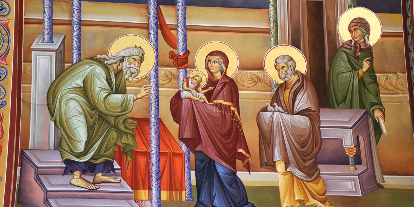 Υπαπαντή- Γιορτή της Ορθόδοξης μητέρας